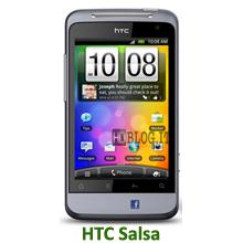 Scheda tecnica HTC Salsa