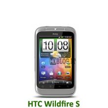 Scheda tecnica HTC Wildfire S