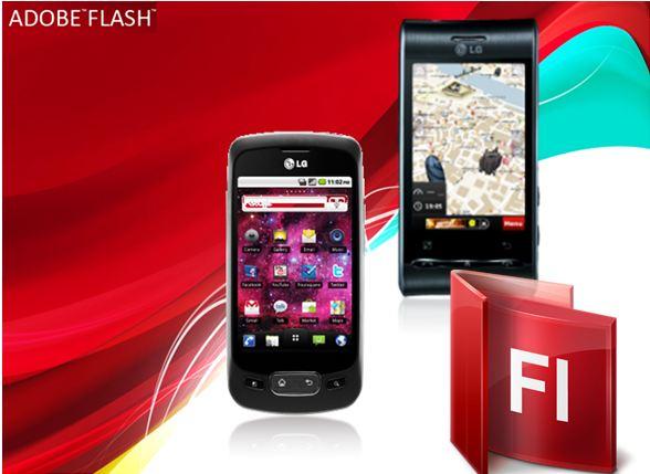 Flash player su Smartphone non supportati? Un nuovo apk ne permette l'utilizzo!