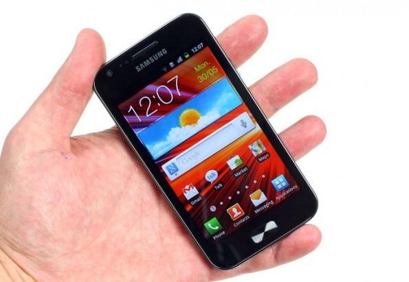 Samsung Galaxy Z: immagini e primi benchmark (confermato 1GB RAM)