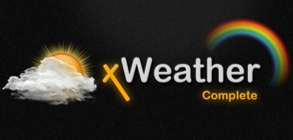 xWeather Complete: applicazione meteo da non perdere !!