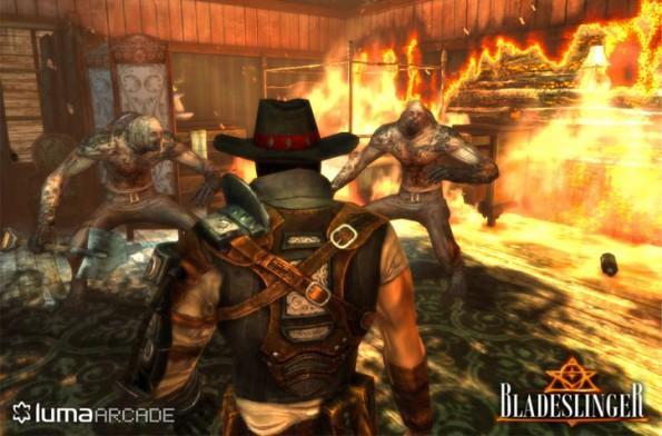 News giochi | Presentato il video di un nuovo gioco western/fantasy : Bladeslinger
