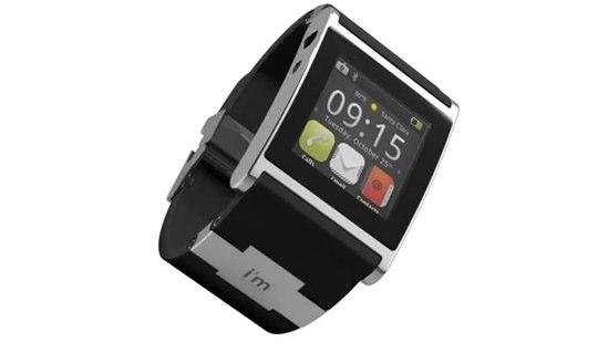 parlarvi di i m watch il primo orologio basato su piattaforma androidIm Watch