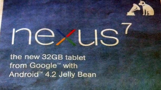 I nuovi Nexus 7 da 32 GB non avranno Android 4.2 a bordo