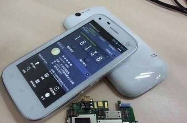 """Dalla Cina il clone del Samsung Galaxy S3 Mini: 4.5"""" quad-core a soli ..."""