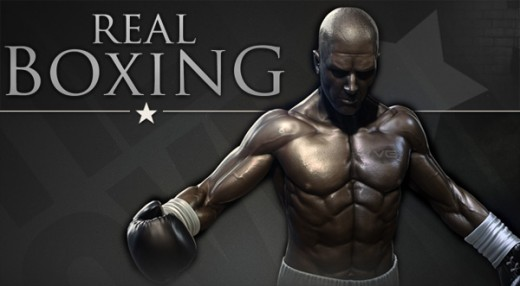 Real Boxing Header