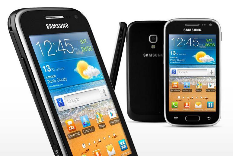 Inizia il rilascio di Android 4.1.2 per Samsung Galaxy ACE 2