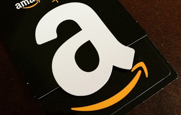 Amazon logo Smartphone