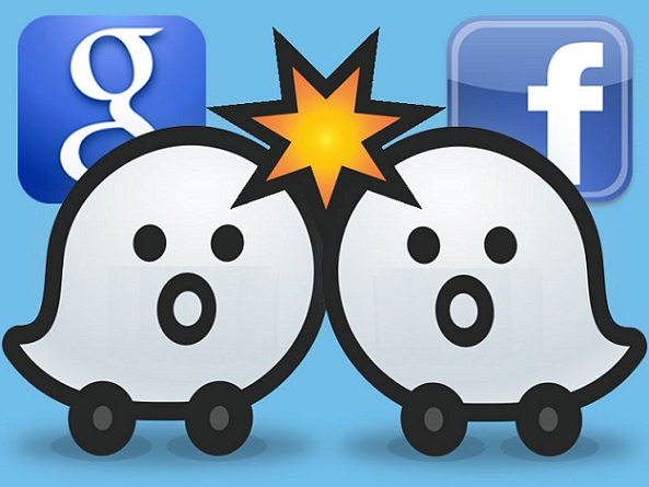 Waze interested Google