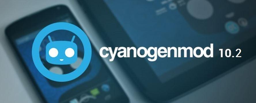 CyanogenMod 10.2