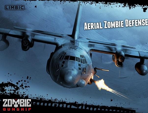 Zombie Gunship Header